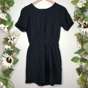 Madewell Scallop Dress KG21